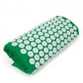Массажный акупунктурный коврик EcoRelax, зеленый - 4