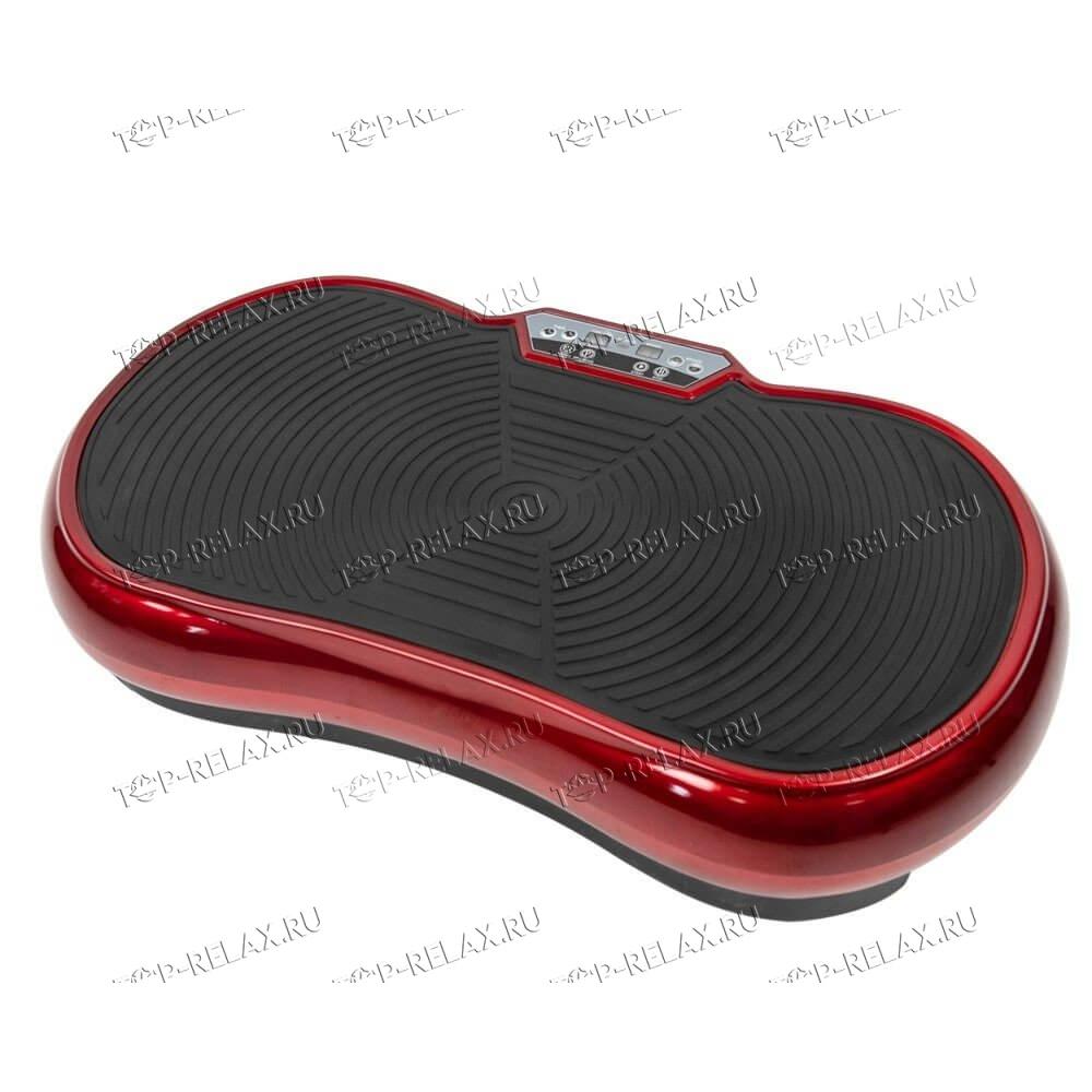 Виброплатформа с эспандерами Vibro Fit Red (LMS-S002) - 3