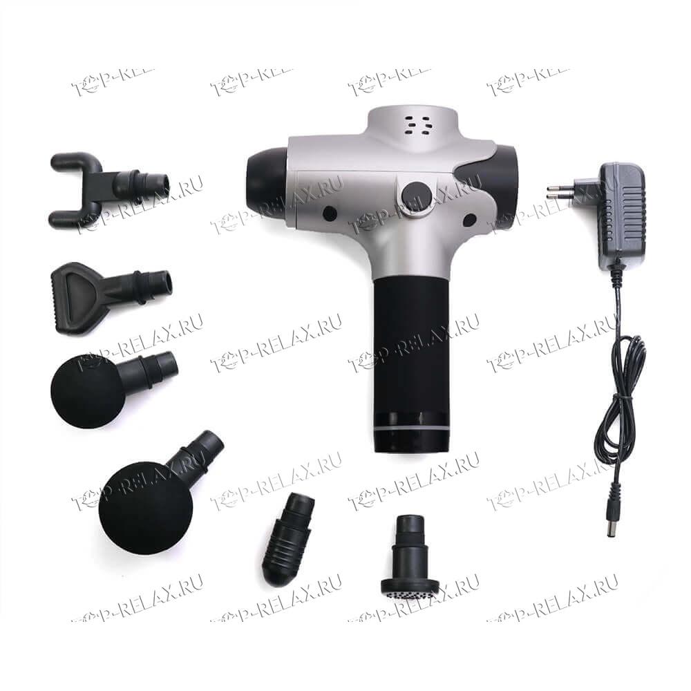 Массажер Massage Gun EM03 24V, 1500 MAh - 5