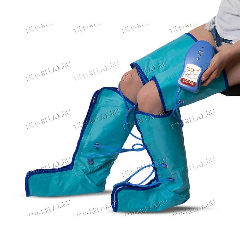 Массажер для ног FEET RELAX Easy Light (лимфодренаж и прессотерапия)