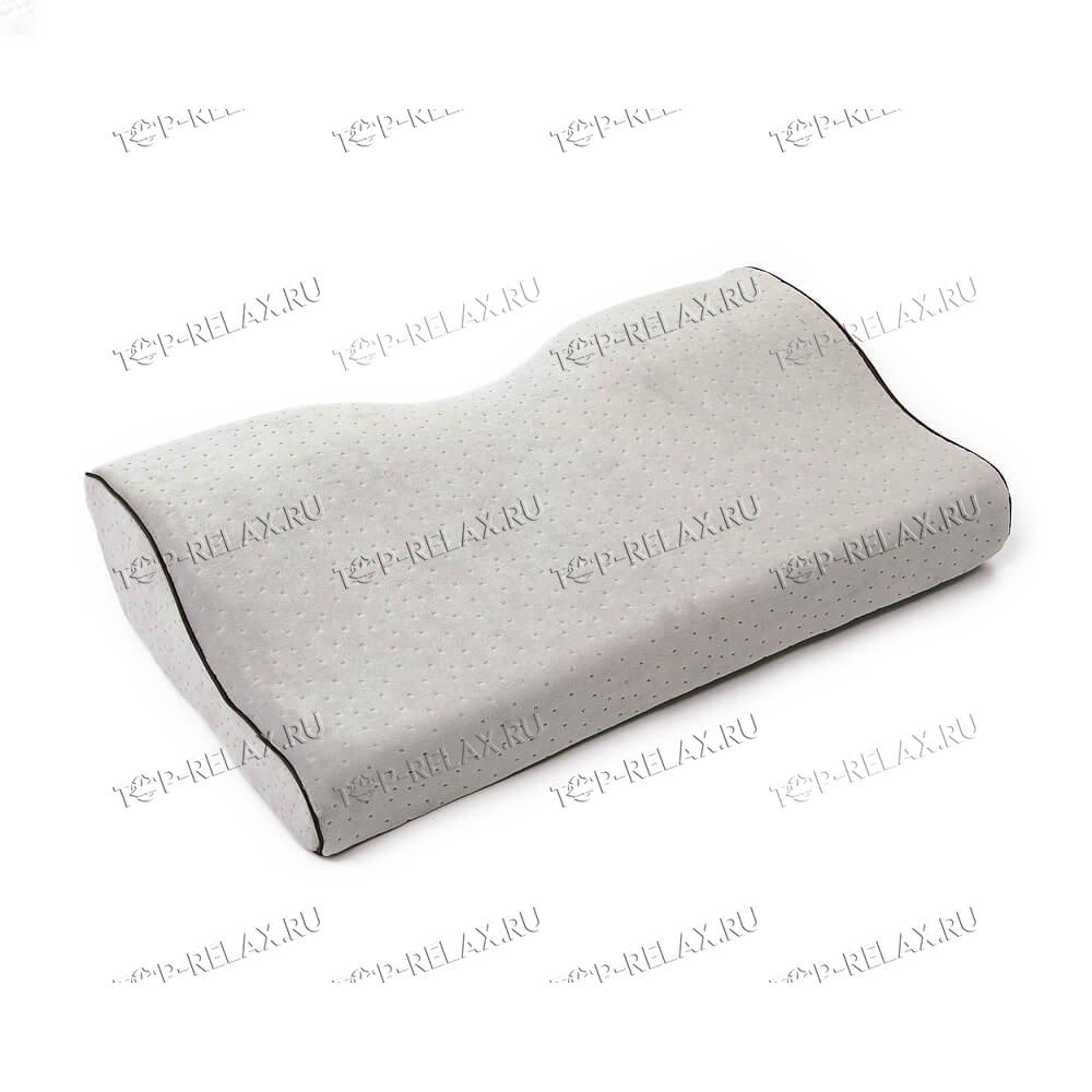 Подушка ортопедическая Comfort Living 50x30x10/7 см Velvet Wing