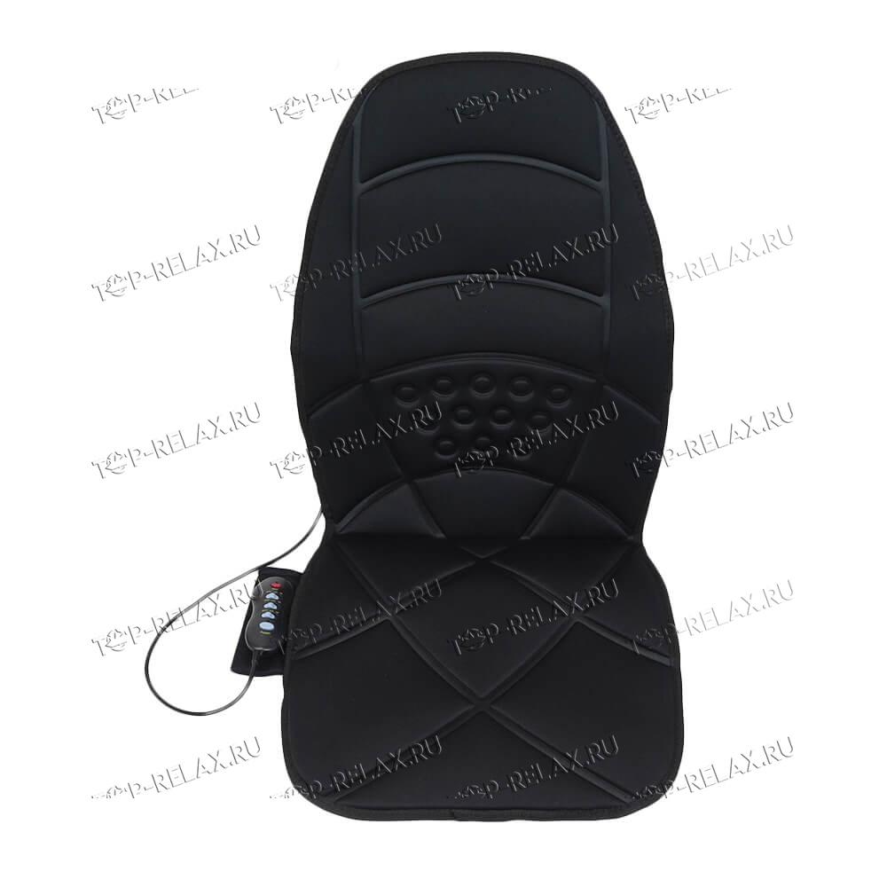 Массажная накидка на кресло Massage Seat Topper - 2