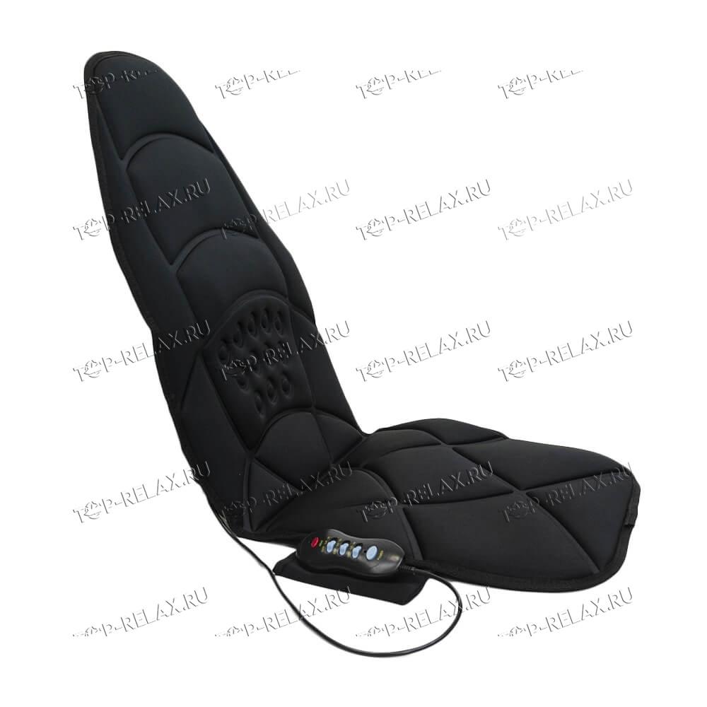 Массажная накидка на кресло Massage Seat Topper - 3