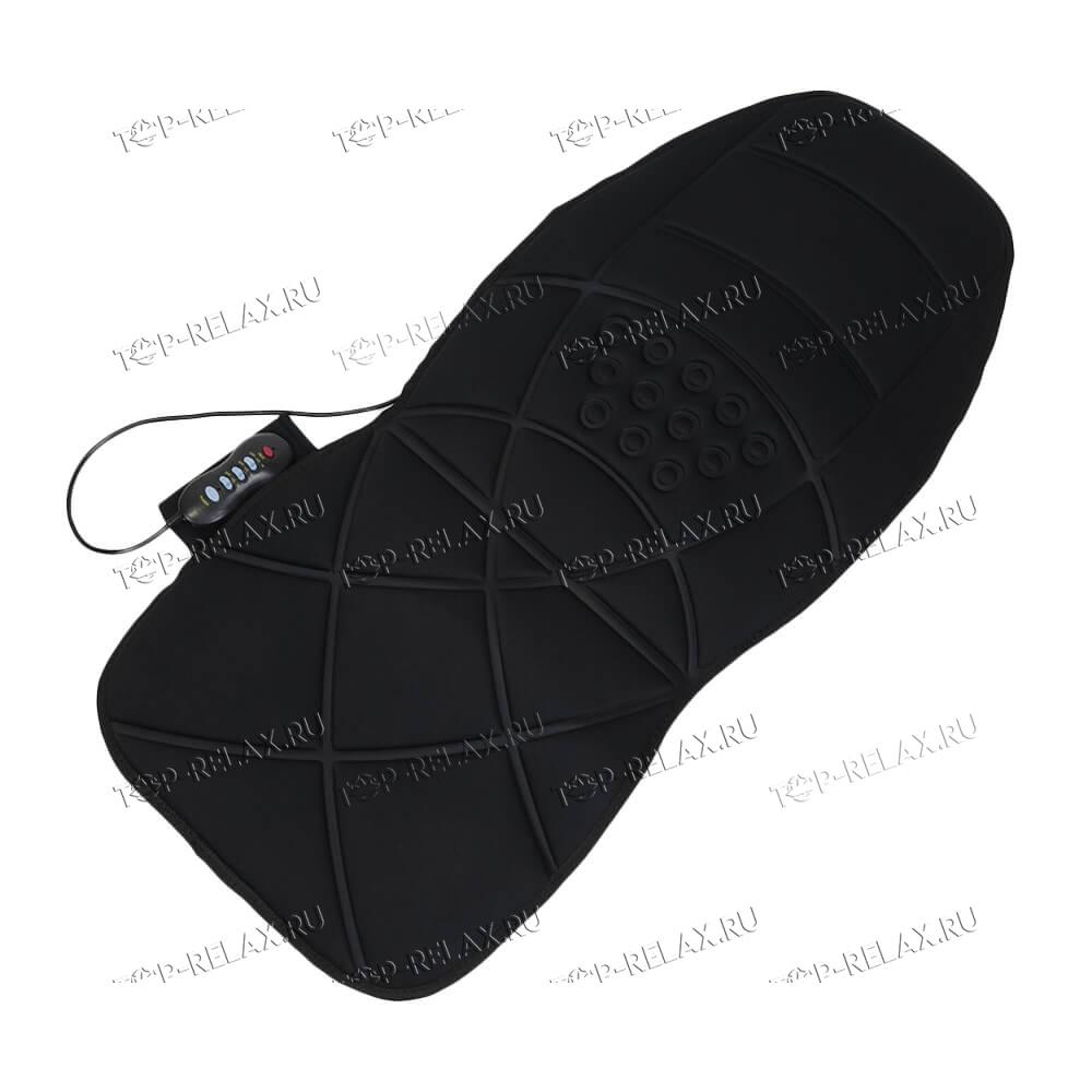 Массажная накидка на кресло Massage Seat Topper - 4