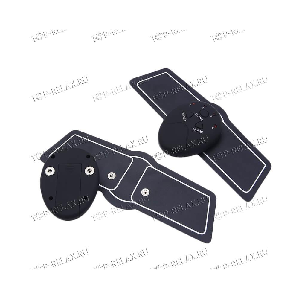 Миостимулятор Smart Fitness EMS Fit Boot Toning (Черный) - 4